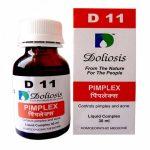 Doliosis D11 Pimplex drops
