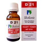 Doliosis D21 Heart Toner