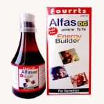 Fourrts Alfas DG Health sugar free Energy tonic for Diabetics, Geriatrics
