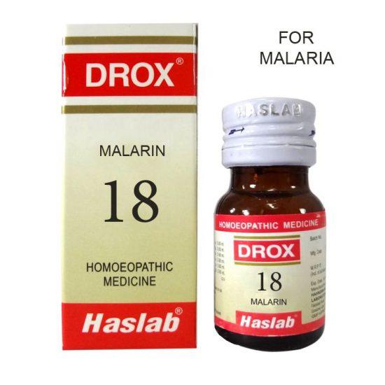 Haslab Drox-18 Malarin for Malaria