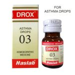 DROX 3 Asthma Drops for Asthma
