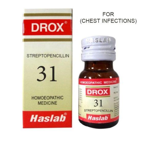 Haslab DROX 31 STREPTOPENCILLIN