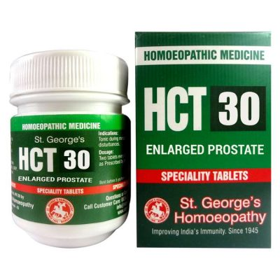 St.George HCT No 30-Enlarged Prostate