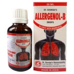 St.George's Allergenol -B Drops for Allergy with Bronchitis