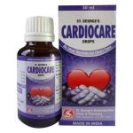 St George Cardio Care Drops - An Ideal Remedy for Heart Care