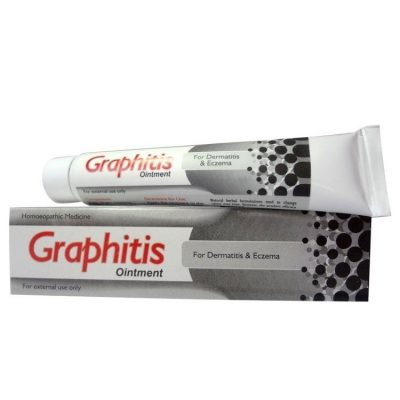 St George Graphitis Ointment for Dermatitis and Eczema