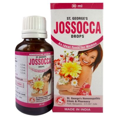St George Jossocca Drops - An Ideal Tonic for Women