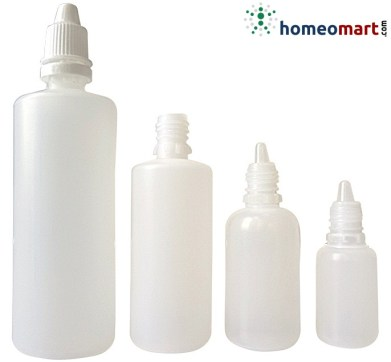 Liquid dropper bottles royal deluxe, homeopathy packaging materials