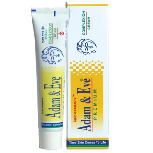 Indo German Adam and Eve Complexion Cream Premium for acne, black heads, skin blotches. Glowing cream