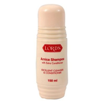 Lords Arnica Shampoo with extra conditioner new 150ML pack