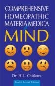 Homeopathy book – Comprehensive Homeopathic Materia Medica of Mind. Author Dr. H.L. Chitkara