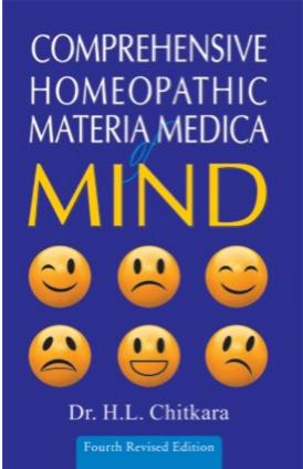 Homeopathy book online- Comprehensive Materia Medica Of Mind. Author by Chitkara, H L
