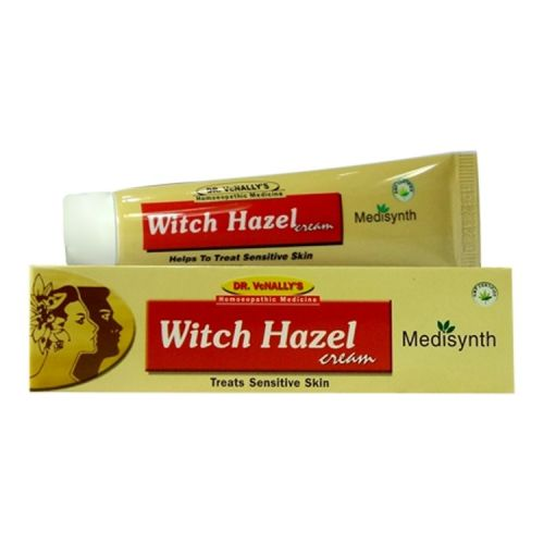 Medisynth Witch Hazel Cream for spots, wrinkles, acne and warts