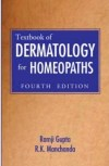 Textbook of Dermatology for Homeopaths (Fully Colored Subsidised Edition by Govt. of India) 2nd Ed. - Ramji Gupta & R.K. Manchanda