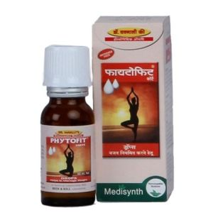 Medisynth Phytofit Forte Drops Weight Regulator – Help to manage weight