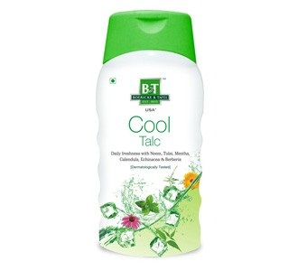 Schwabe B and T Cool Talc with Neem, Tulsi, Mentha, Calendula, Echinacea and Berberis