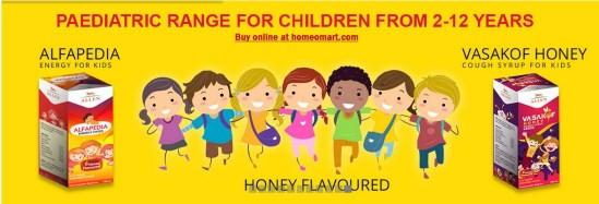 Allen Paediatric homeopathy medicines Alfapedia , Vasakof cough syrup