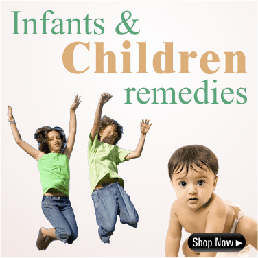 Homeopathy for Infants and Children