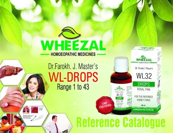 Dr.Farokh J Masters WL Drops 1 to 43, Homeopathy medicines