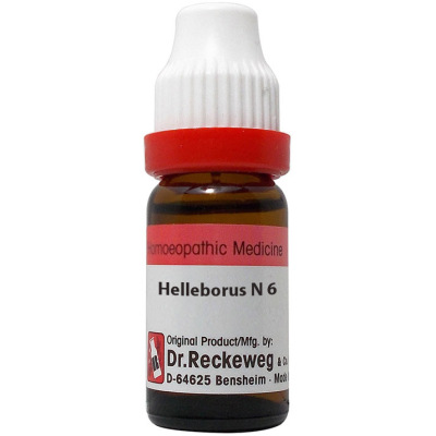Dr Reckeweg Dilution Helleborus Niger 6C, 30C, 200C, 1M, 10M. 11ml