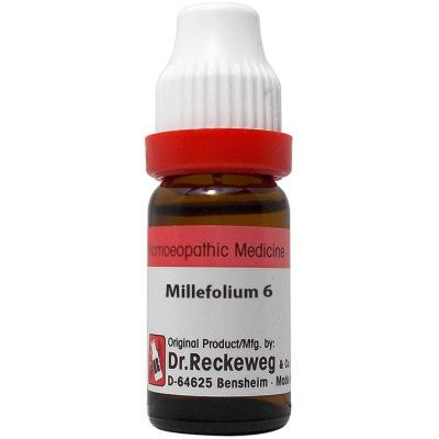 Dr Reckeweg Dilution Millefolium 6C, 30C, 200C, 1M, 10M, 50M, CM. 11ml