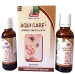Wheezal Aqui Care + Berberis Complexion Drops for Scars, Acne, Blackheads