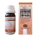BBP Allergol Tablets - Comprehensive Therapy for Skin Allergies and Eczema