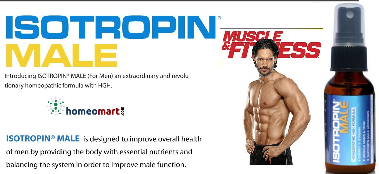 Quick & Safe Muscle gain with Homeopathy, buy online