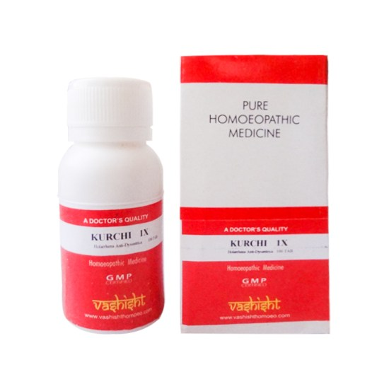 Vashisht Kuruchi 1X Mother Tincture Tablets,