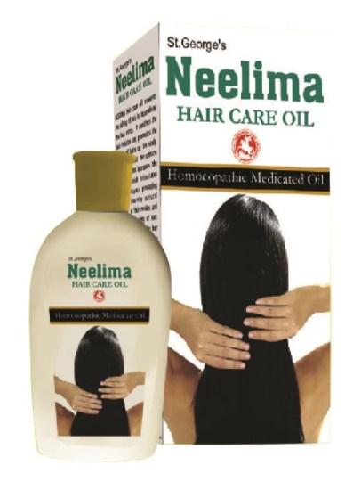 St George Neelima Hair Care Oil - Prevents Hair Fall