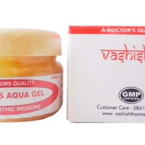 Vashisht Berberis Aquifolium (Aqua) Gel for Acne, Rough skin and Psoriasis