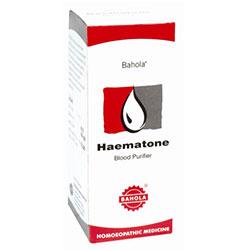 Bahola Haematone Drops - Blood Purifier, 100ml