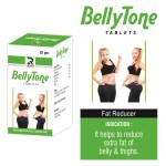 Bellytone Homeopathy medicine to reduce belly fat, reduce excess abdominal fat, Stomach flab reduction