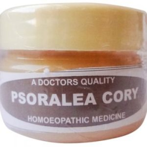 Psoralea Cory Gel for Skin Discoloration as in Vitiligo, Leucoderma, Psoriasis
