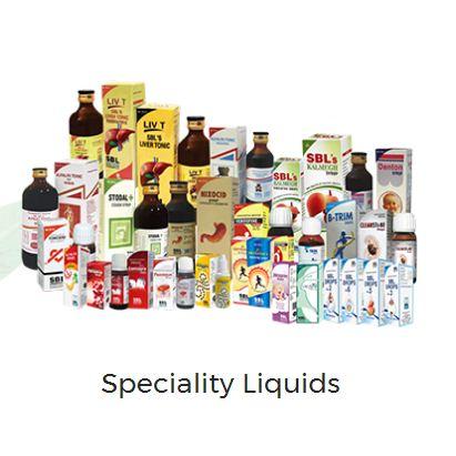 SBL homeopathy Drops, Syrup Liquids image