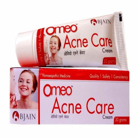 BJain Omeo Acne Care Cream, 30gms