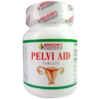 Bakson Pelvi Aid Tablets for Irregular and Delayed Menses