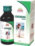 Wheezal Leucorine Syrup for Excessive Leucorrhoea