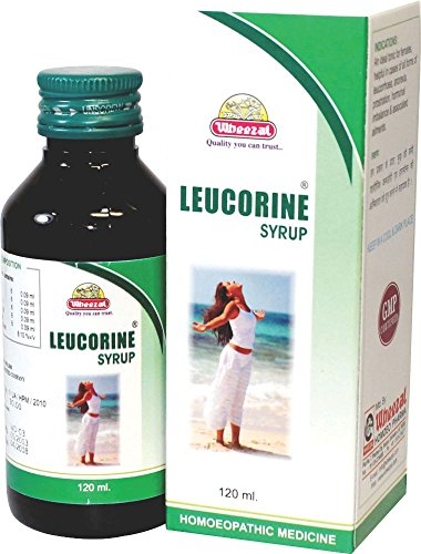 Wheezal Leucorine Syrup for Excessive Leucorrhoea