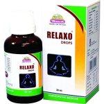 Wheezal Relaxo Drops for Insomnia, Anxiety, Jetlag