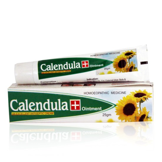 Hahnemann Pharma Calendula Ointment Antiseptic