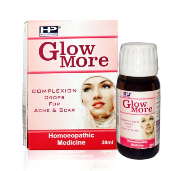 Hahnemann Pharma Glow More Complexion Drops For Acne Scars