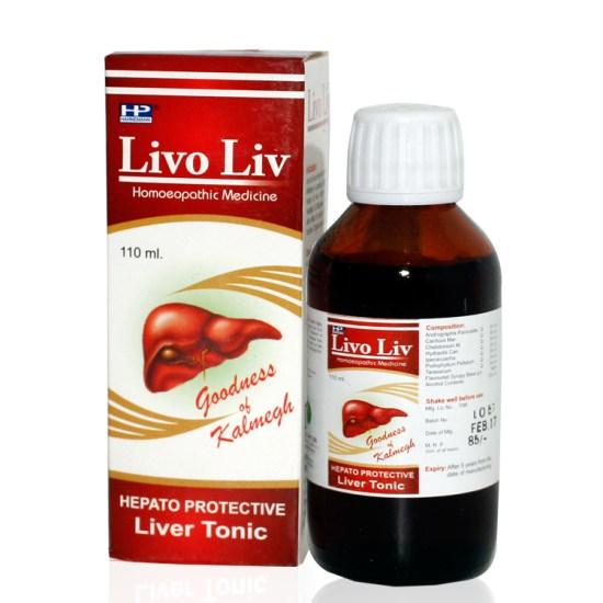 Hahnemann Pharma Livo Liv Hepato Protective Liver Tonic with Kalmegh