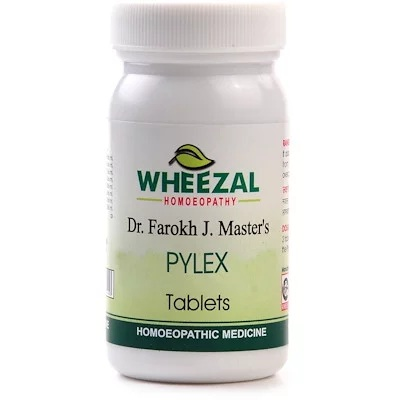 Wheezal Dr Farokh J M Pylex Tablets for Piles