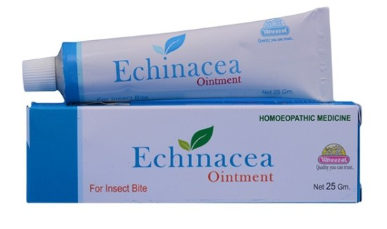 Wheezal Echinacea Ointment for Insect Bite
