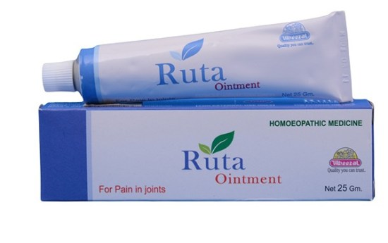 Wheezal Ruta Ointment for Joint Pain