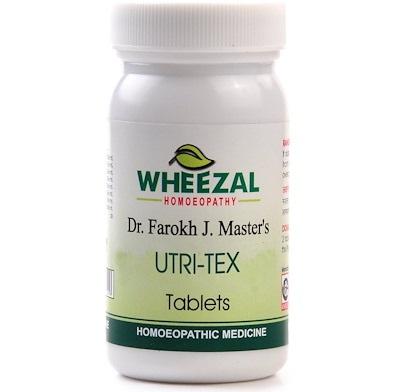 Wheezal Utri Tex Tablets for Allergies & Urticaria