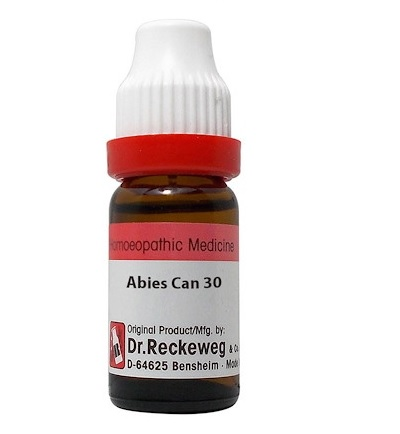 Dr Reckeweg Germany Abies Canadensis Homeopathy Dilution 6C, 30C, 200C, 1M, 10M