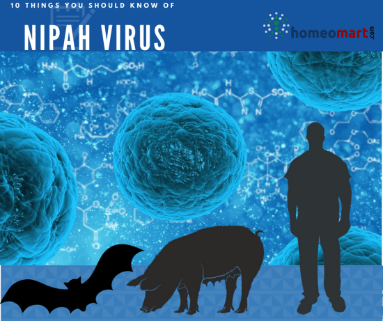 homeopathy medicines for nipah virus infection treatment