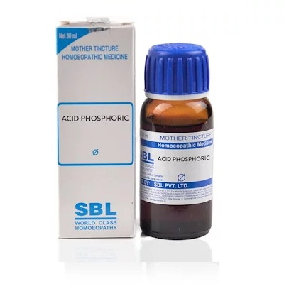 SBL Acidum Phosphoricum Homeopathy Mother Tincture Q